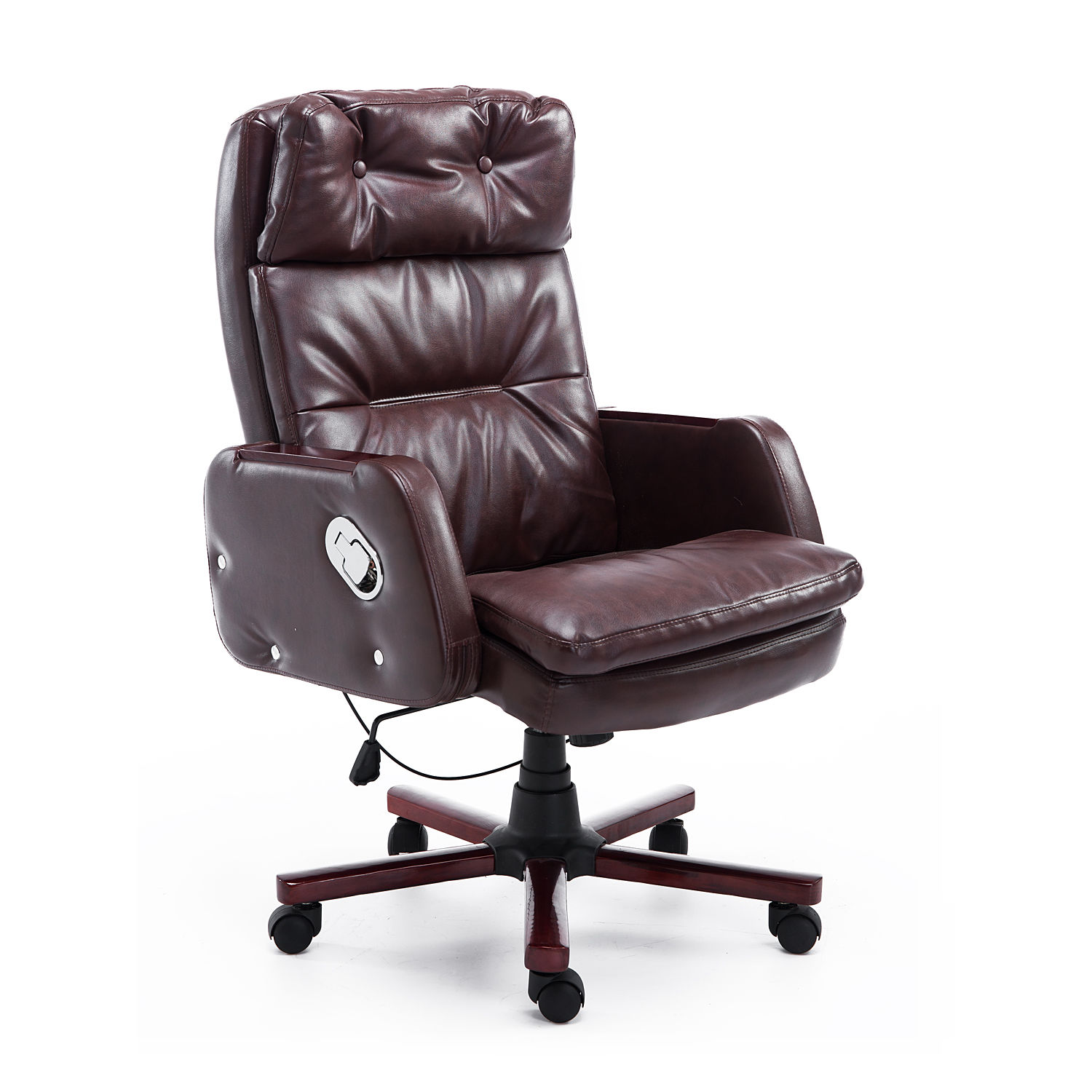 luxury leather office chair. Picture 2 Of 11 Luxury Leather Office Chair U