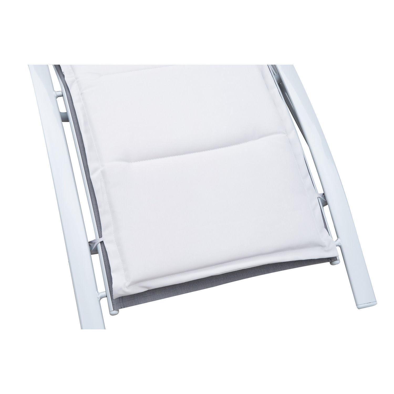 Sonnenliege Gartenliege Gartenstuhl Relaxsessel Liegestuhl verstellbar 2 Farbe eBay ~ 18031819_Liegestuhl Mehrfach Verstellbar
