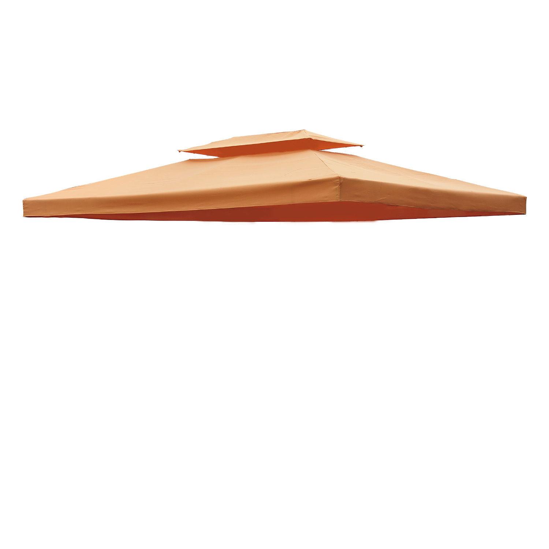 ersatzdach dach f r metall gartenpavillon pavillon. Black Bedroom Furniture Sets. Home Design Ideas