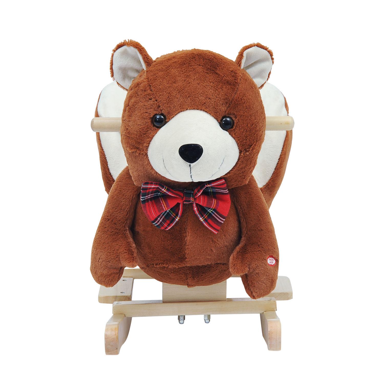 schaukelpferd pl sch schaukeltier pferd lieder spielzeug kinder baby 19 modelle ebay. Black Bedroom Furniture Sets. Home Design Ideas