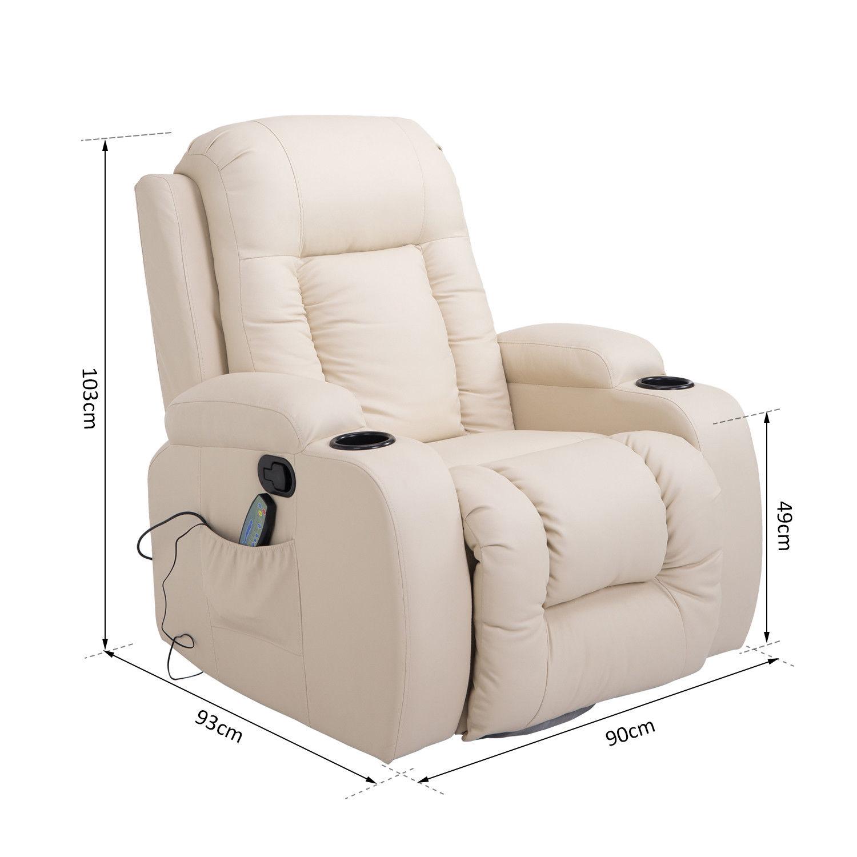 Massagesessel-Fernsehsessel-mit-Waermefunktion-Relaxsessel-inkl-Fernbedienung Indexbild 12