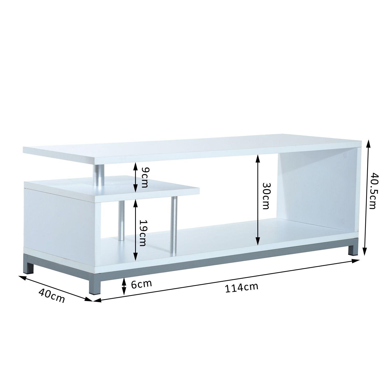 HOMCOM-Mobile-Portatv-Modello-Classico-in-Legno-114-x-40-x-40-5cm