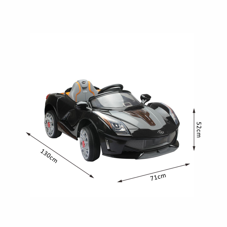 Coche-Electrico-de-Bateria-para-Ninos-Infantil-3-8-Anos-Musica-3-MODELOS miniatura 11