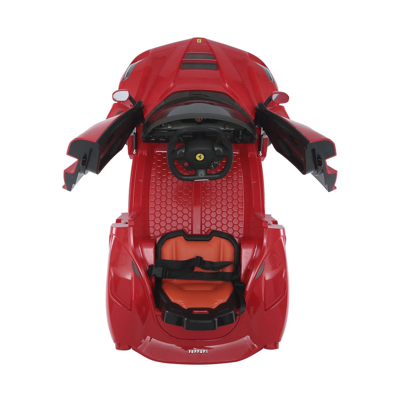 Coche-Electrico-de-Bateria-para-Ninos-Infantil-3-8-Anos-Musica-3-MODELOS miniatura 20