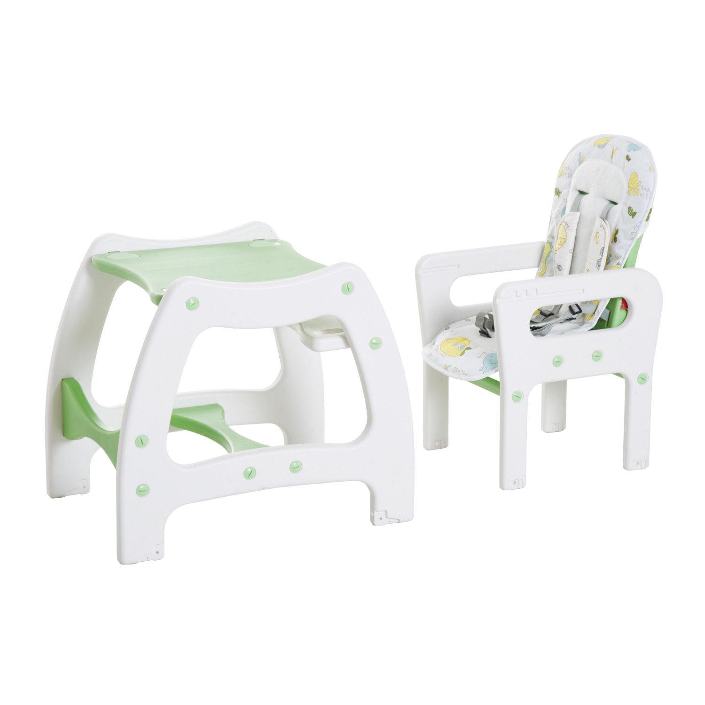 3-en-1-Sillita-Trona-Mecedora-Balancin-Bebe-Convertible-Multifuncional-Infantil miniatura 47