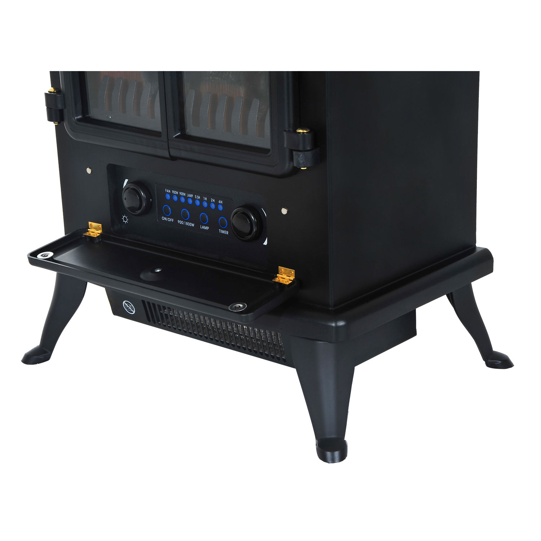 Chimenea-Electrica-de-Pared-Vertical-Estufas-Electricas-Llama-LED-6-Tipos-Nuevo miniatura 12