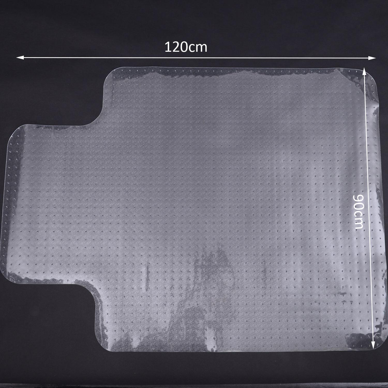 Alfombra-Protectora-para-Silla-de-Oficina-90x120cm-Protector-Suelo-Enmoquetado miniatura 3