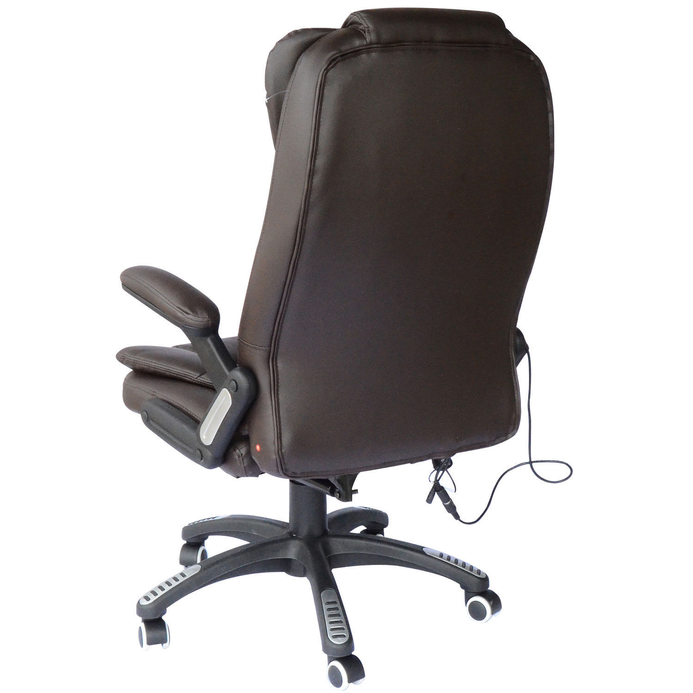 Sillon-de-Oficina-y-Escritorio-Giratoria-Elevable-111-121cm-Masaje-y-Calefaccion