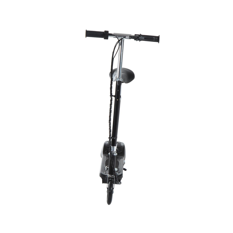 Patinete-Electrico-Plegable-E-Scooter-Bateria-120W-Manillar-Asiento-Ajustable miniatura 24