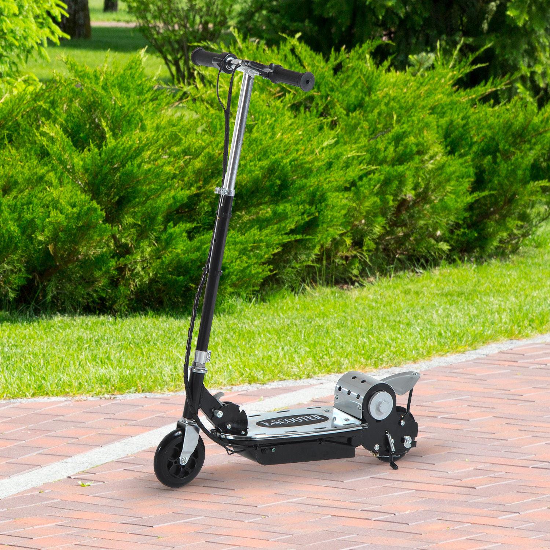 Patinete-Electrico-Scooter-Plegable-con-Carga-80Kg-Acero-NUEVO
