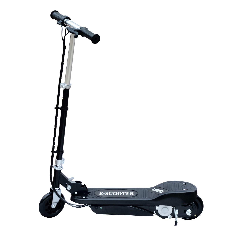 Patinete-Plegable-con-Manillar-Ajustable-tipo-Scooter-Electrico-de-Acero-Nuevo miniatura 25