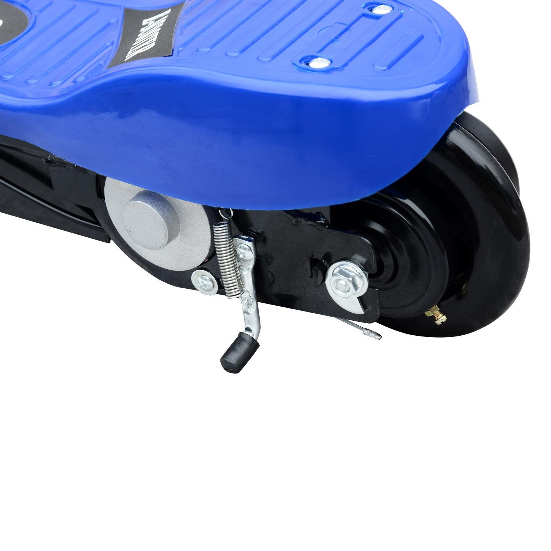 Patinete-Plegable-con-Manillar-Ajustable-tipo-Scooter-Electrico-de-Acero-Nuevo miniatura 12