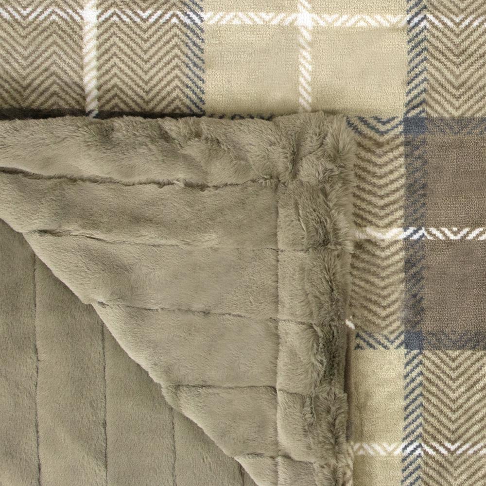 Sherpa-Blanket-Throw-Soft-Fleece-Reversible-Blanket-Sofa-Couch-Bed-Microfiber thumbnail 40
