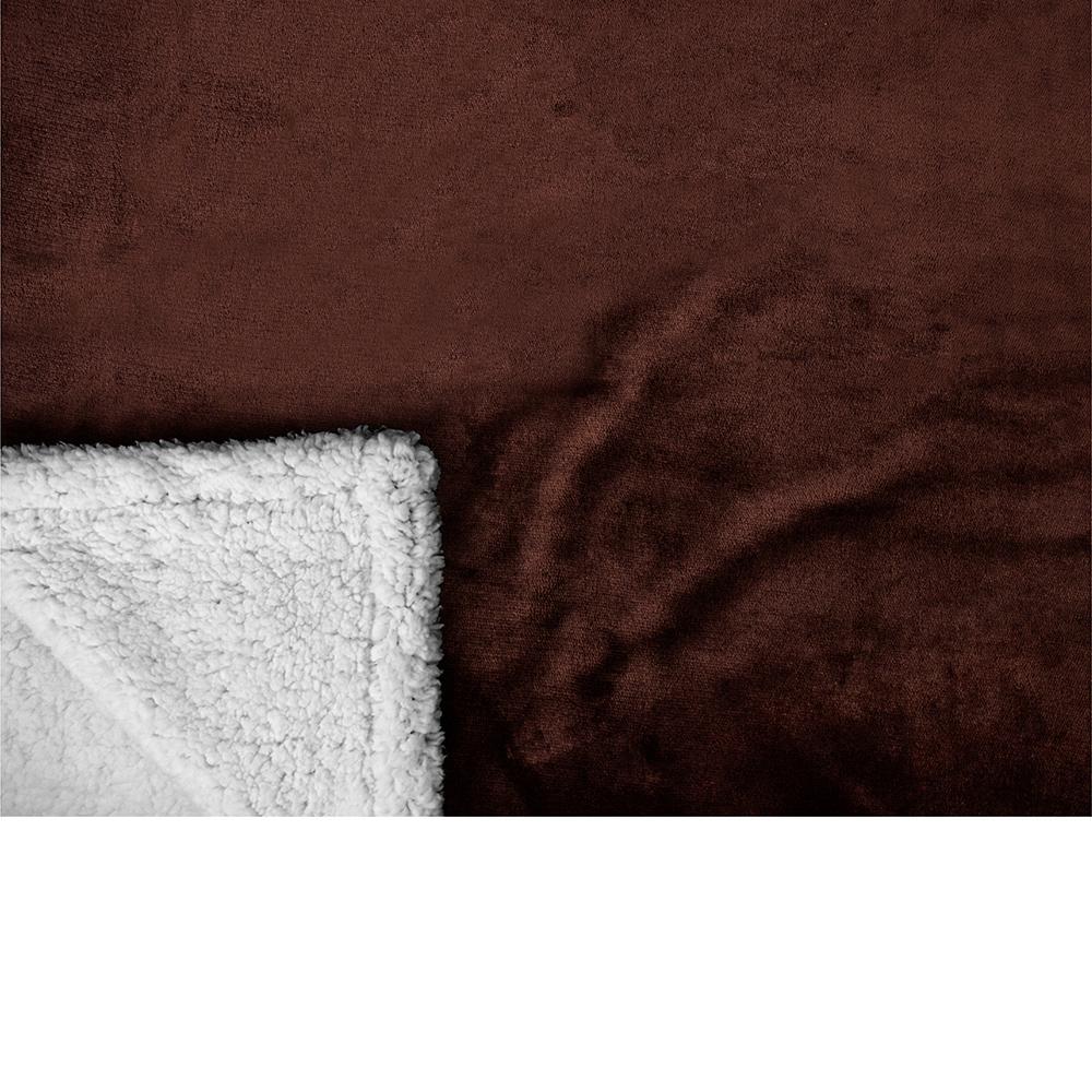 Sherpa-Blanket-Throw-Soft-Fleece-Reversible-Blanket-Sofa-Couch-Bed-Microfiber thumbnail 16