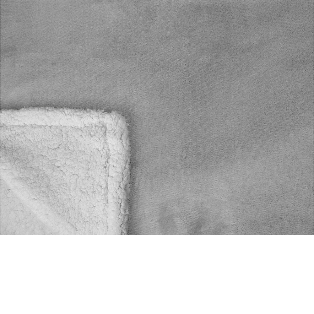 Sherpa-Blanket-Throw-Soft-Fleece-Reversible-Blanket-Sofa-Couch-Bed-Microfiber thumbnail 52