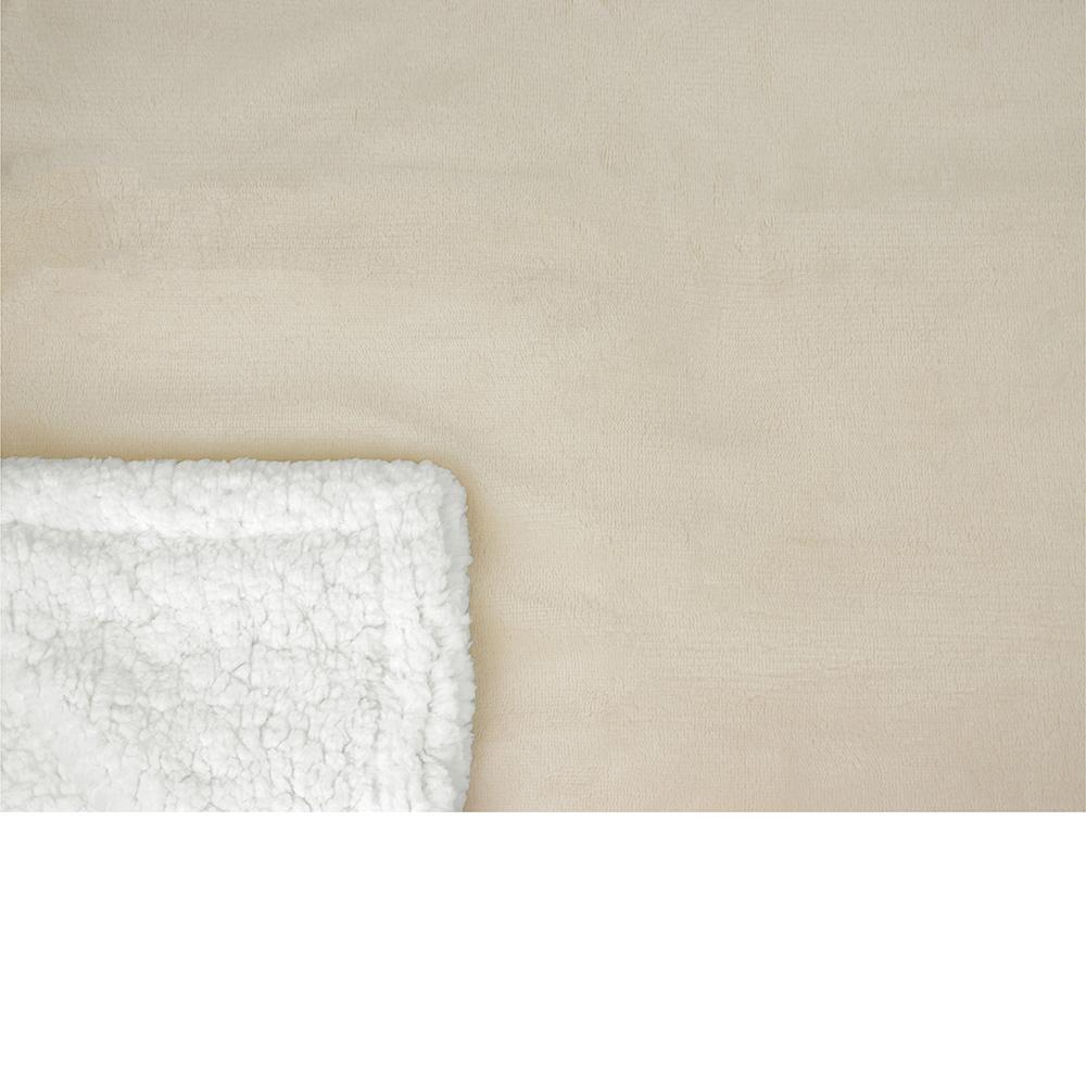 Sherpa-Blanket-Throw-Soft-Fleece-Reversible-Blanket-Sofa-Couch-Bed-Microfiber thumbnail 46