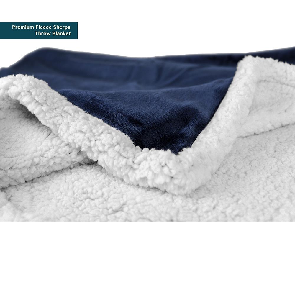 Sherpa-Blanket-Throw-Soft-Fleece-Reversible-Blanket-Sofa-Couch-Bed-Microfiber thumbnail 57