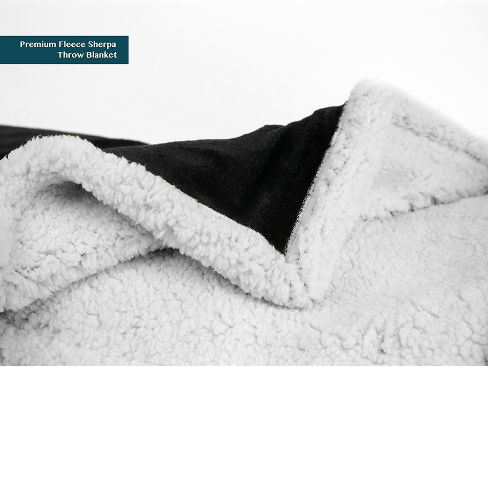 Sherpa-Blanket-Throw-Soft-Fleece-Reversible-Blanket-Sofa-Couch-Bed-Microfiber thumbnail 69