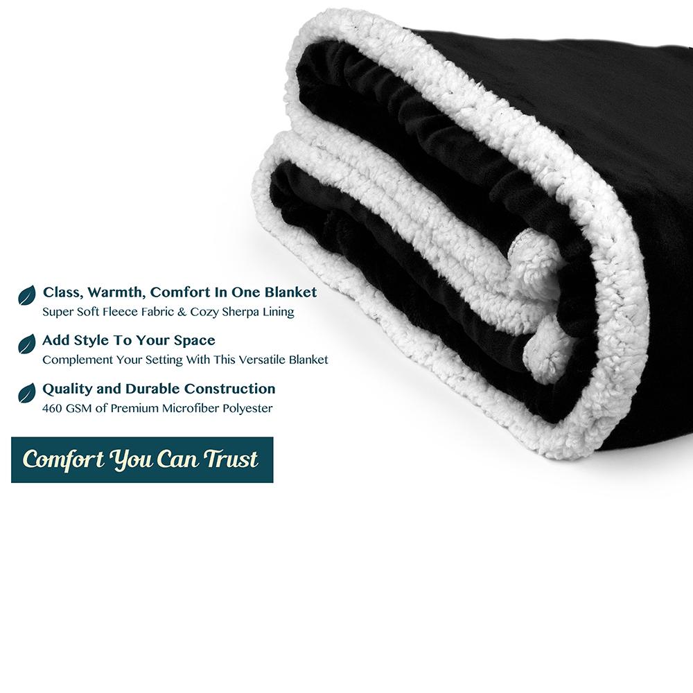 Sherpa-Blanket-Throw-Soft-Fleece-Reversible-Blanket-Sofa-Couch-Bed-Microfiber thumbnail 72
