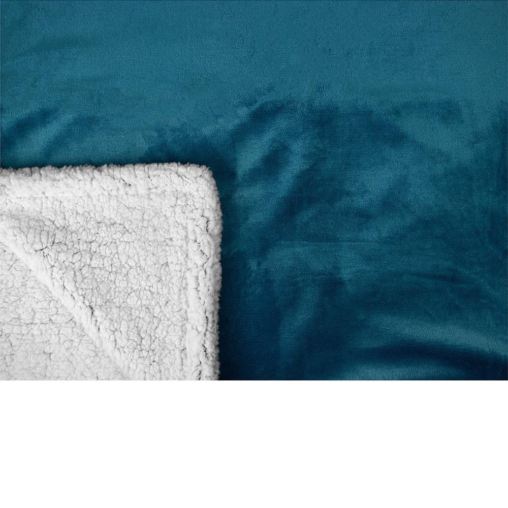 Sherpa-Blanket-Throw-Soft-Fleece-Reversible-Blanket-Sofa-Couch-Bed-Microfiber thumbnail 106