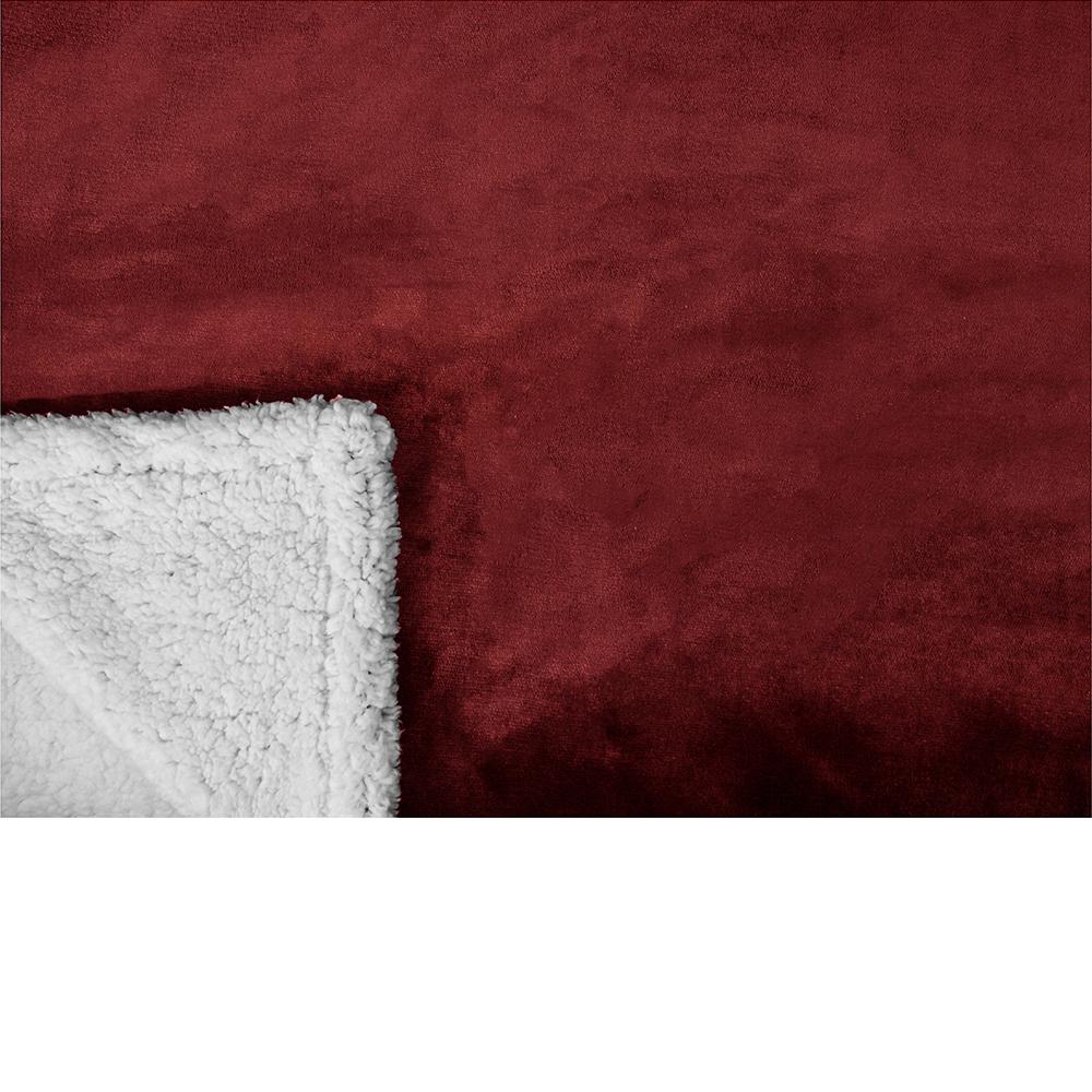 Sherpa-Blanket-Throw-Soft-Fleece-Reversible-Blanket-Sofa-Couch-Bed-Microfiber thumbnail 112