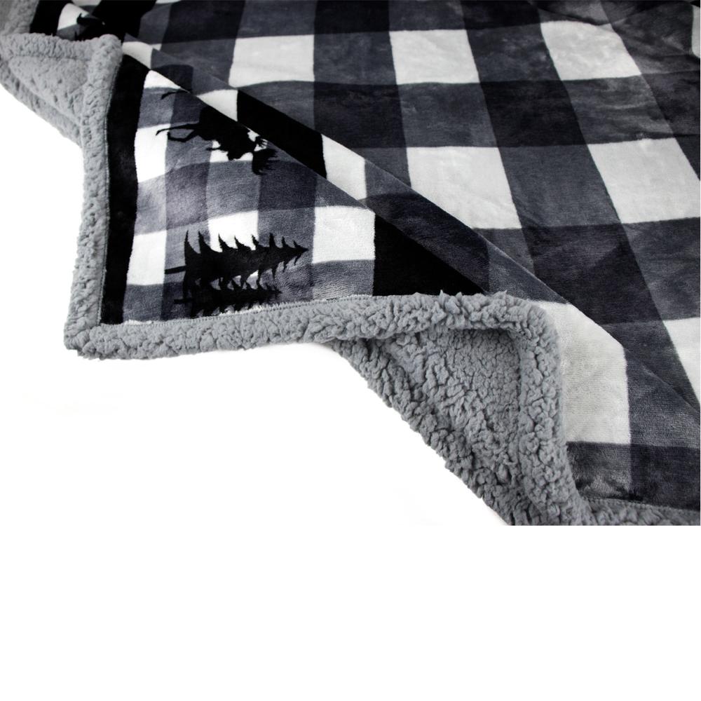 Sherpa-Blanket-Throw-Soft-Fleece-Reversible-Blanket-Sofa-Couch-Bed-Microfiber thumbnail 28
