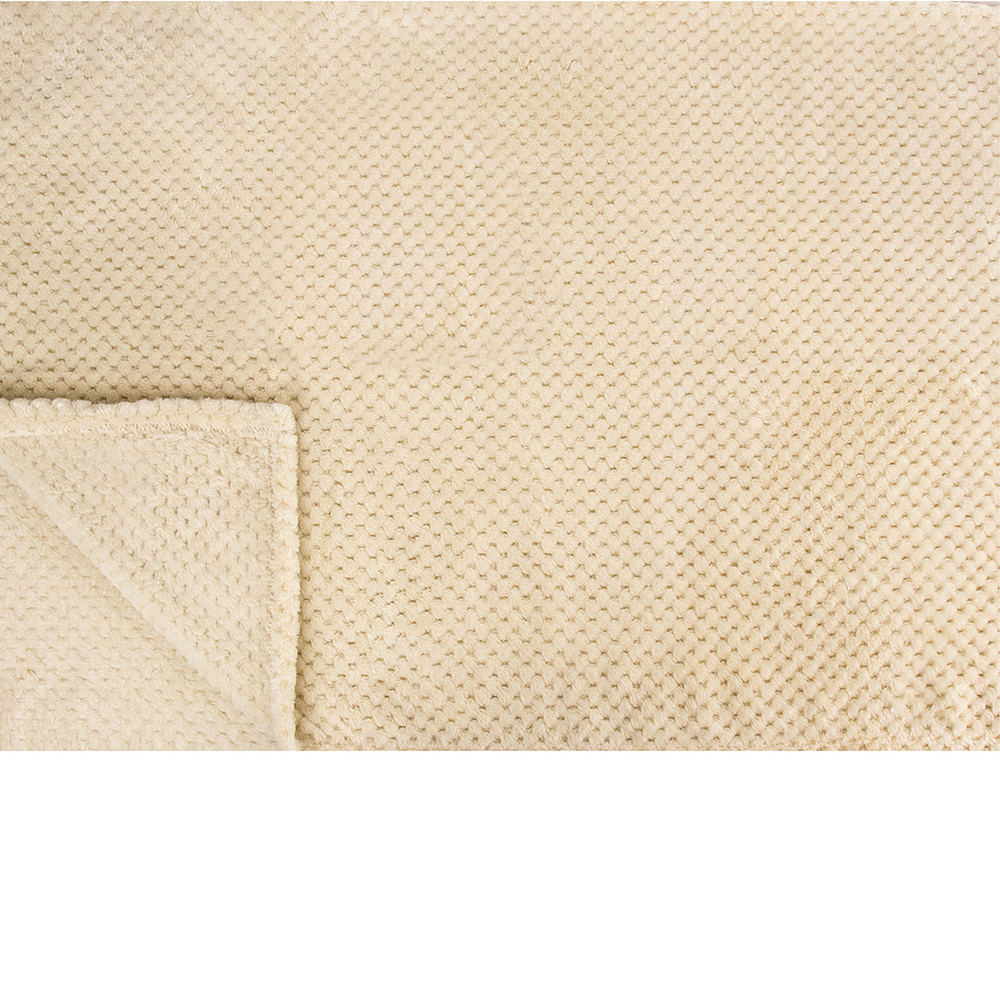 Throw-Blanket-for-Sofa-Couch-Bed-Lightweight-Microfiber-Polyester-Waffle-Pattern thumbnail 16