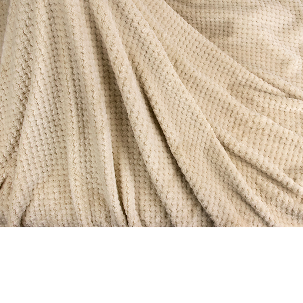 Throw-Blanket-for-Sofa-Couch-Bed-Lightweight-Microfiber-Polyester-Waffle-Pattern thumbnail 17