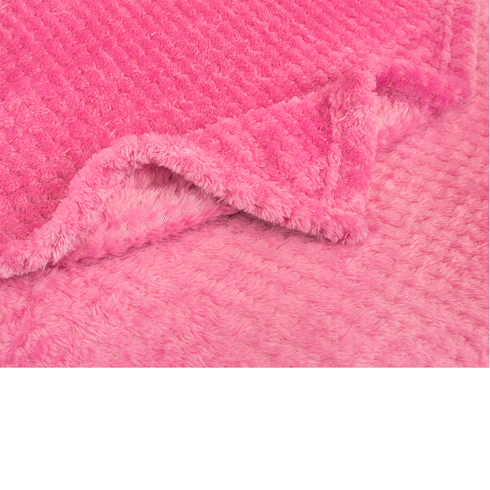 Throw-Blanket-for-Sofa-Couch-Bed-Lightweight-Microfiber-Polyester-Waffle-Pattern thumbnail 27