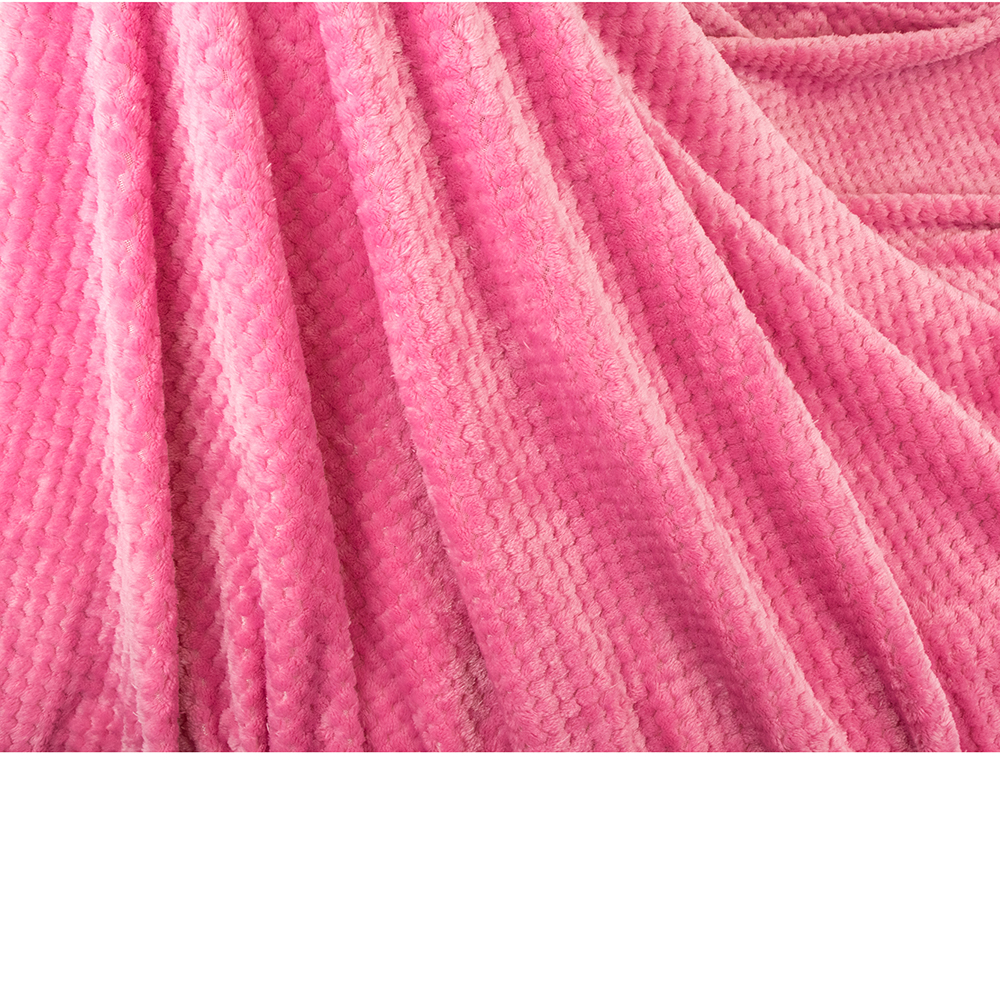 Throw-Blanket-for-Sofa-Couch-Bed-Lightweight-Microfiber-Polyester-Waffle-Pattern thumbnail 29