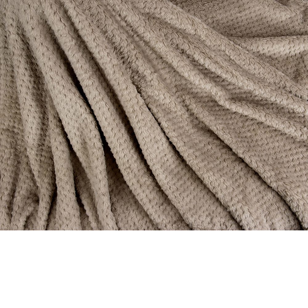Throw-Blanket-for-Sofa-Couch-Bed-Lightweight-Microfiber-Polyester-Waffle-Pattern thumbnail 41