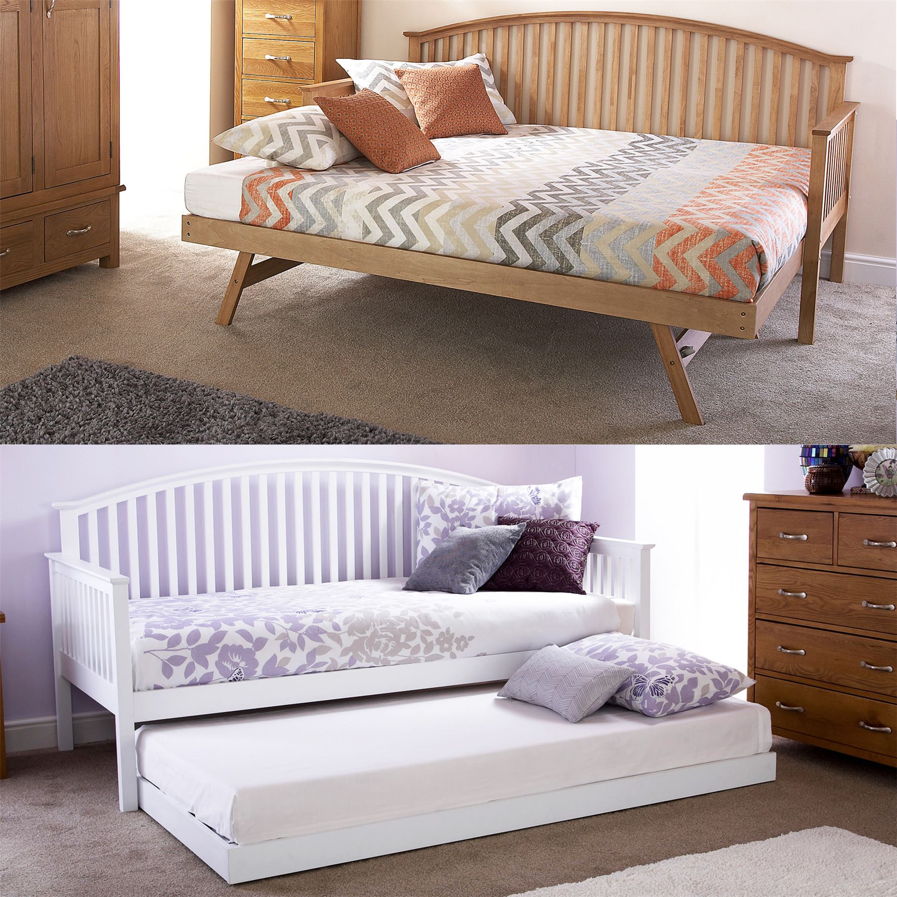 daybed furniture day lovely girl with trundle for best pinterest ideas bed girls mherger on