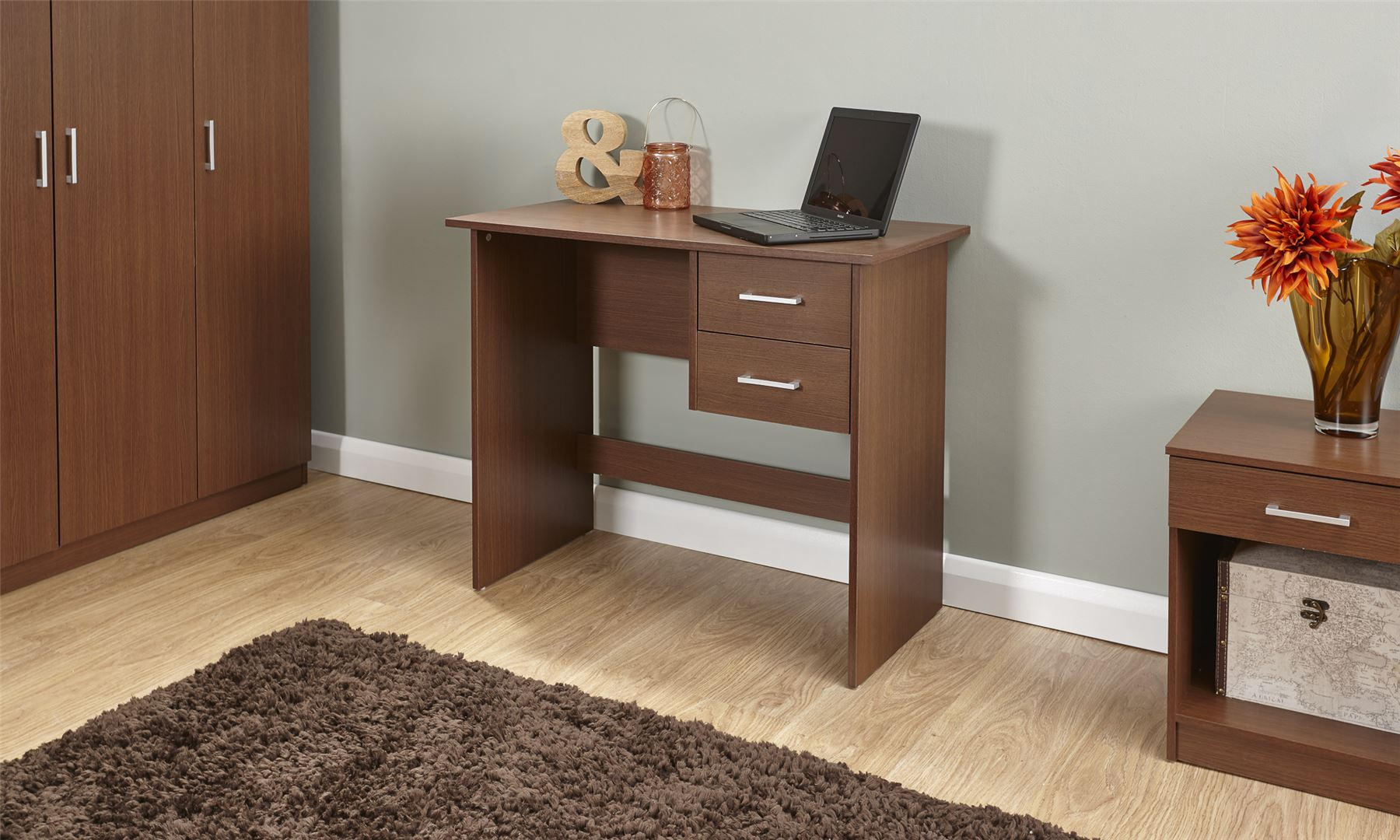 Panama  Drawer Desk Dressing Table Home Computer