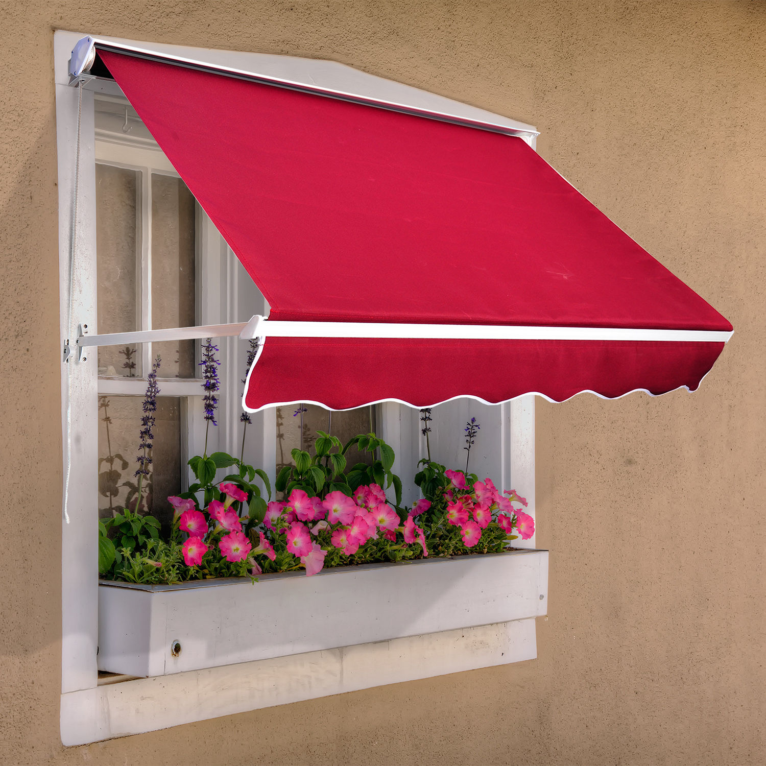 back rain shade awning canopy outdoor sun outsunny itm shelter door cover