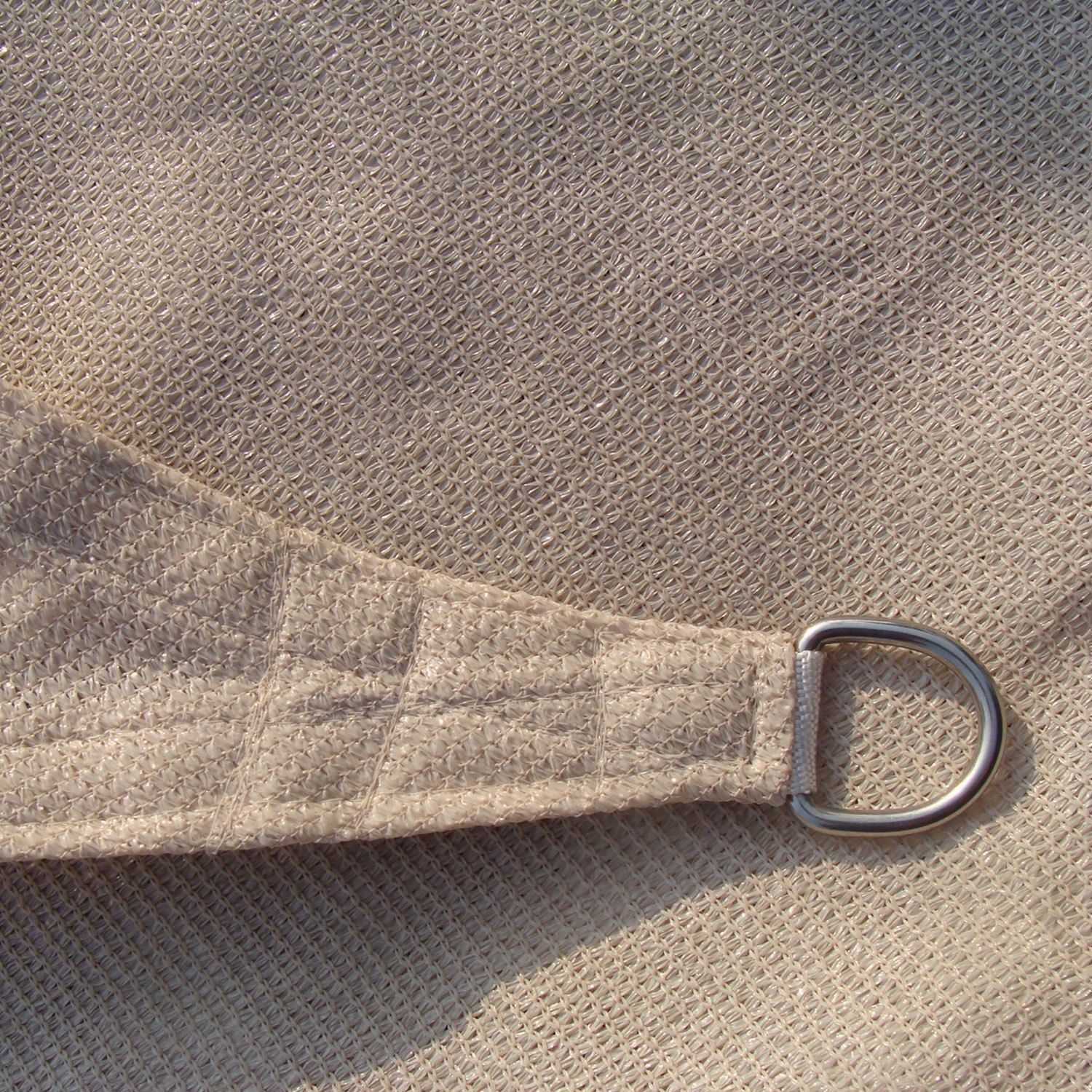 Sun-Shade-Sail-UV-Top-Cover-Outdoor-Canopy-Patio-Triangle-Square-Rectangle-w-Bag thumbnail 20