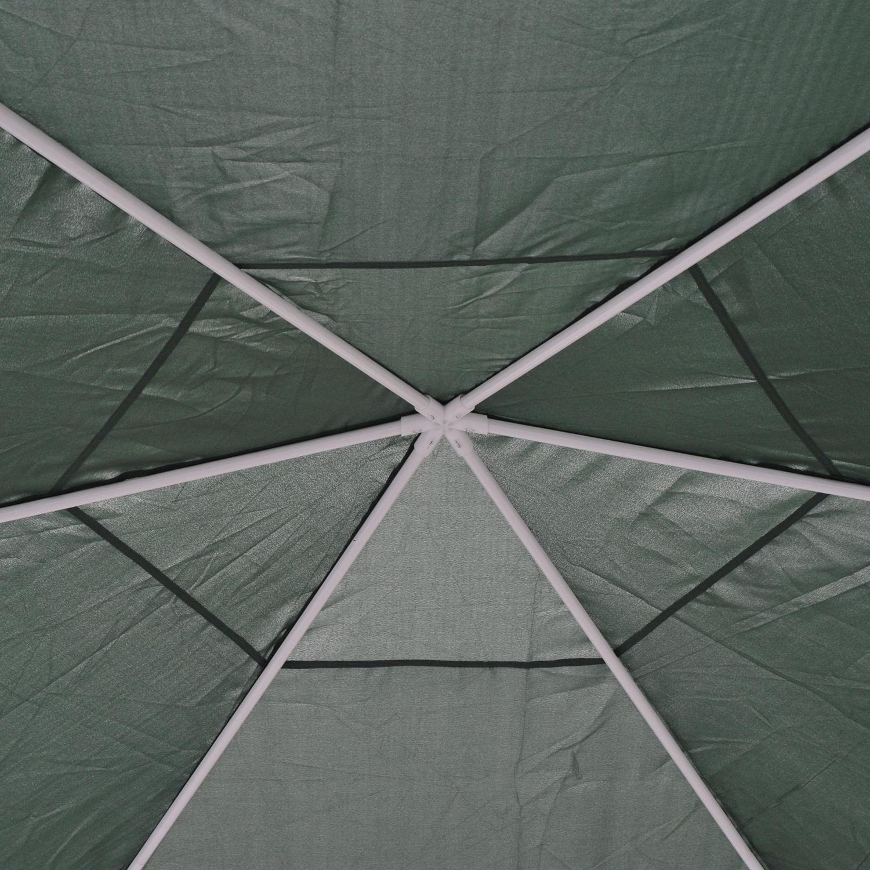 Hexagonal-Patio-Gazebo-Outdoor-Canopy-Party-Tent-Activity-Event-w-Mosquito-Net thumbnail 29