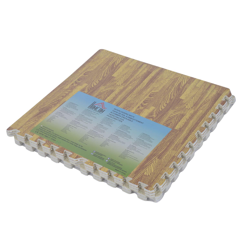 two fitness com gymnastics floor gym folding foam ip exercise mat x panel mats thick costway blue walmart
