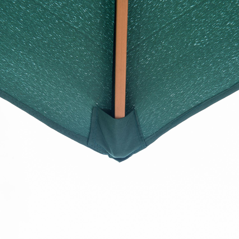 9-039-x-8-039-H-Wooden-Round-Market-Patio-Sun-Umbrella-Garden-Parasol-Outdoor-Sunshade thumbnail 15