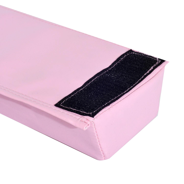 8FT-Folding-Floor-Balance-Beam-Foam-Gymnastic-Training-Low-Height-Beam-3-Color thumbnail 20