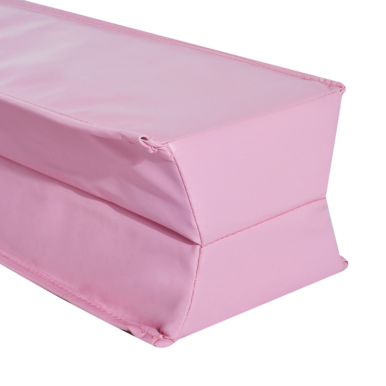 8FT-Folding-Floor-Balance-Beam-Foam-Gymnastic-Training-Low-Height-Beam-3-Color thumbnail 22