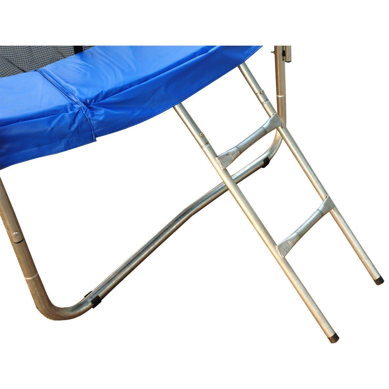 Trampoline Safety Pads Pading Net Rain Cove Ladder 8/10/12