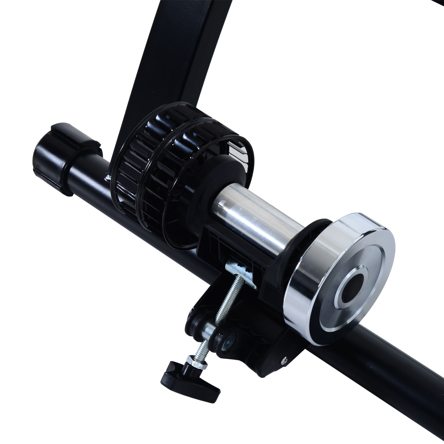 New Foldable Indoor Bicycle Bike Turbo Trainer Fan Fly