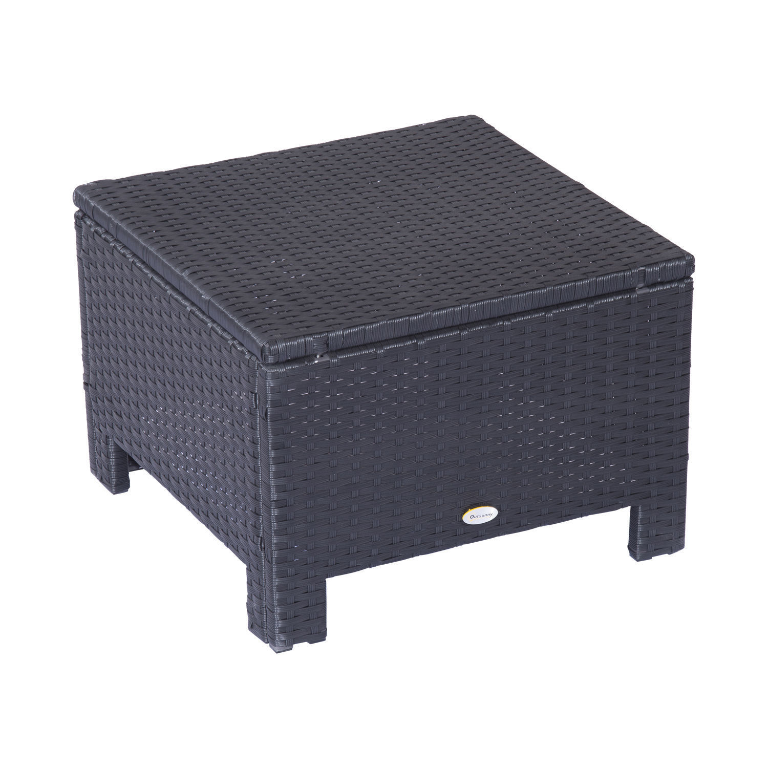 Outdoor Rattan Garden Patio Wicker Weave Furniture Table