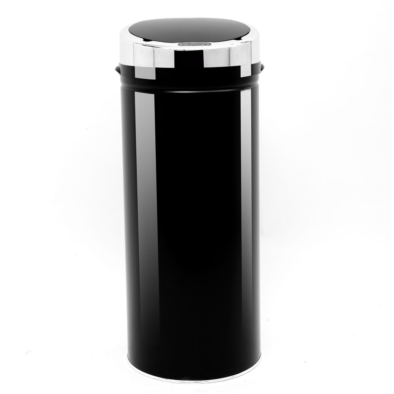 ACCIAIO-Inox-Automatico-Sensore-PATTUMIERA-IMMONDIZIA-SPAZZATURA-CUCINA-CESTINO-NUOVO miniatura 25
