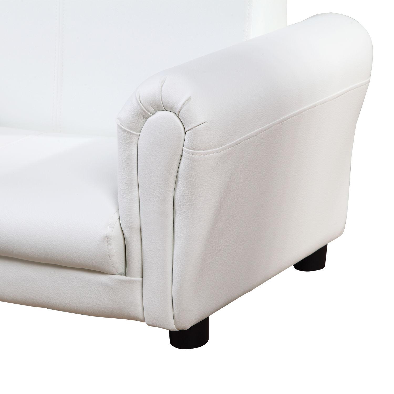 Kids Childrens Sofa Set 2 Seater Seat Furniture Armchair ...