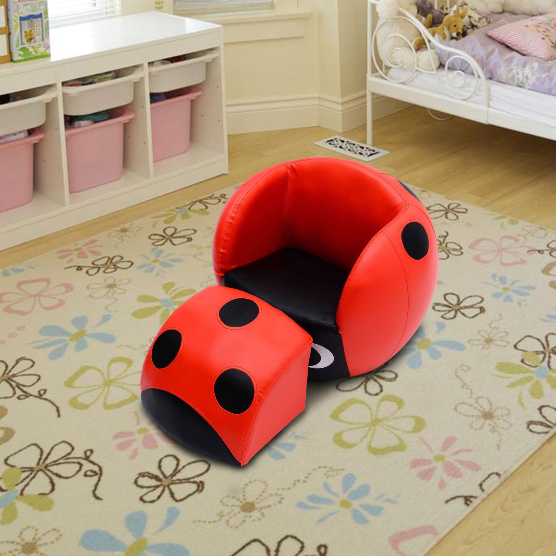 Children-Kid-Sofa-Set-Recliner-Armchair-Footstool-Ottoman-Multi-Colours-Sizes thumbnail 44