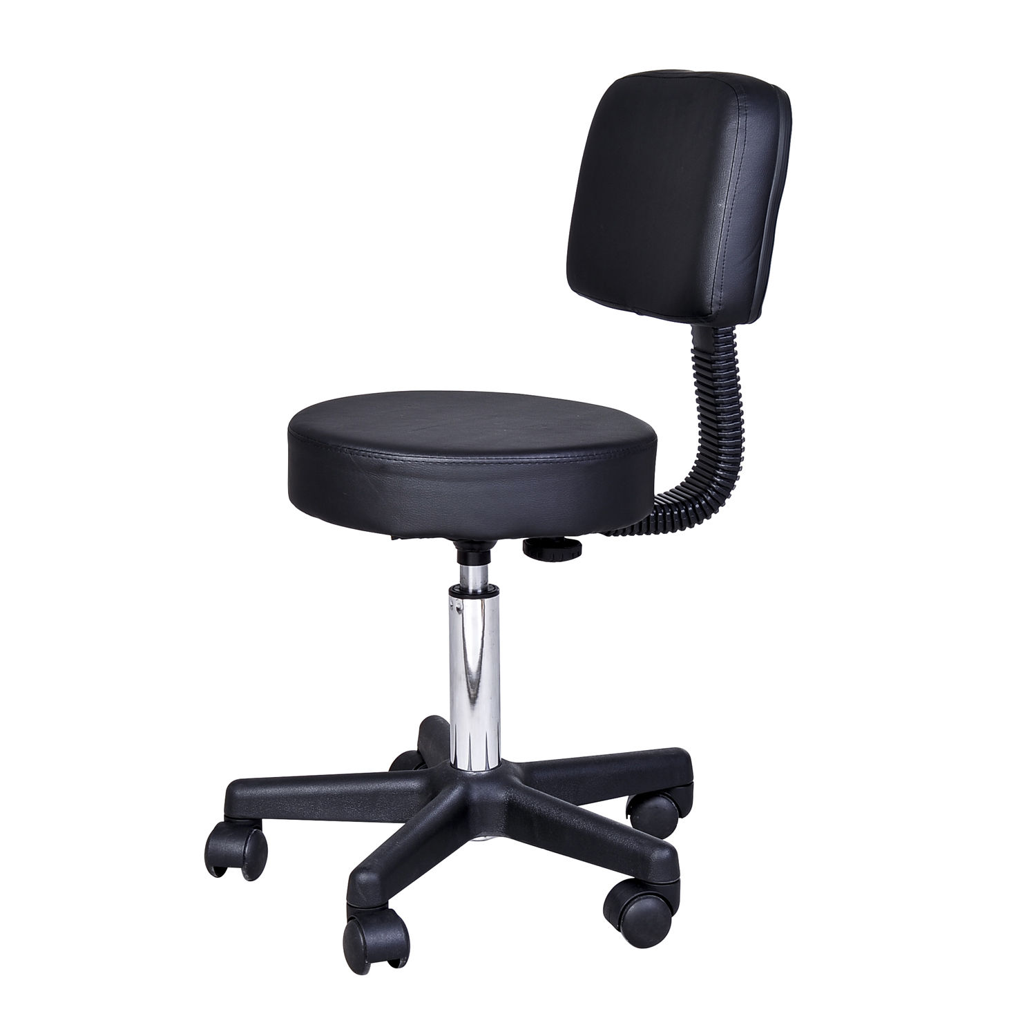 Massage Stool Beauty Salon Swivel Gas Lift Manicure Tattoo