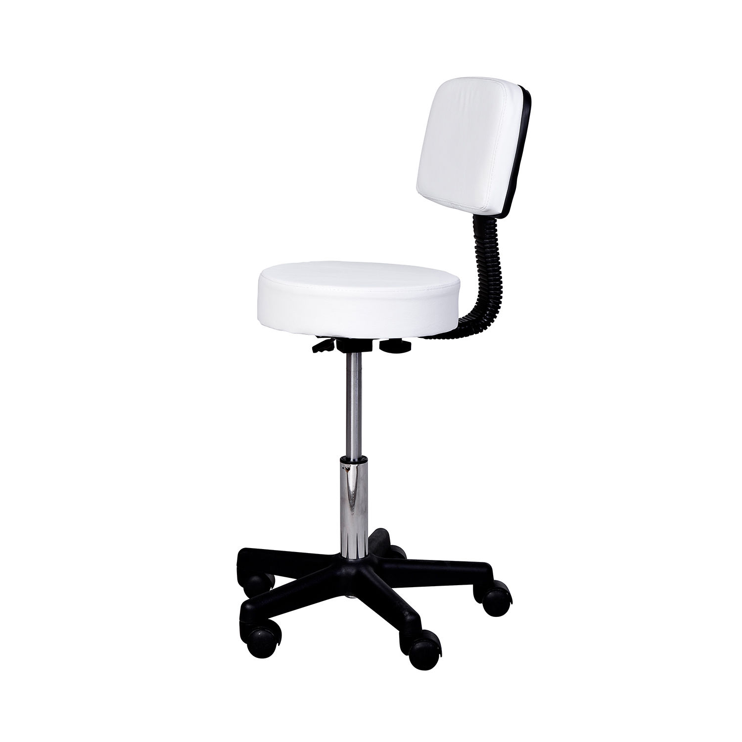 Massage stool beauty salon swivel gas lift manicure tattoo for Cheap tattoo chairs uk