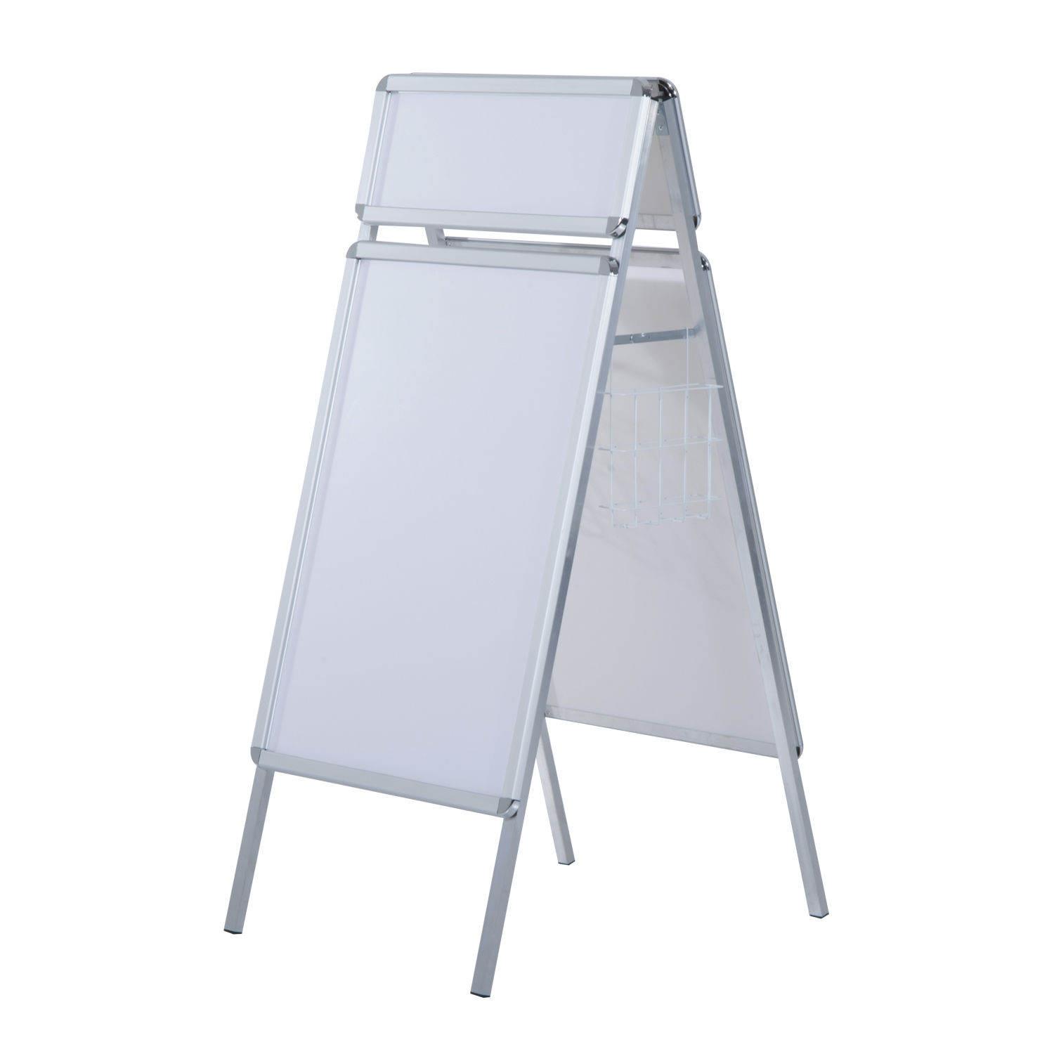 Poster Stand Display Snap Pavement Sign Aluminum Frame Board