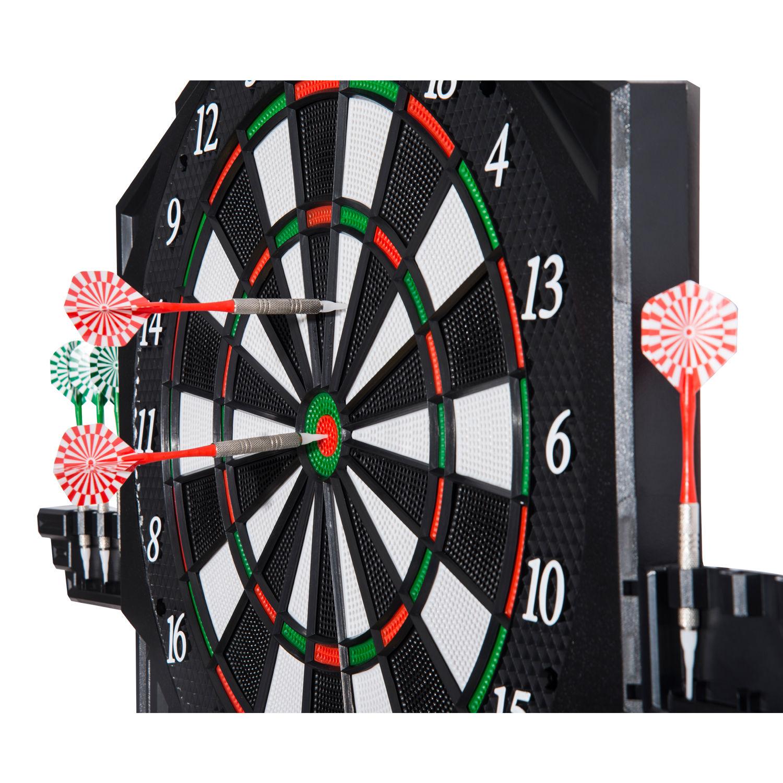 DART-BOARD-ELECTRONIC-DARTBOARD-LED-SCORE-DISPLAY-SOFT-TIP-MANY-GAMES-DARTS thumbnail 30